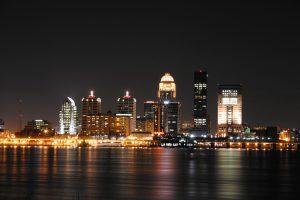 Louisville_skyline_night