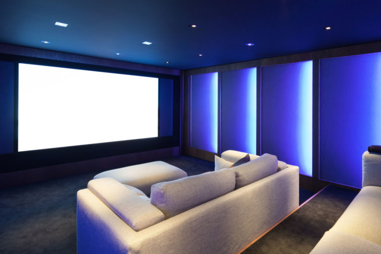 Home Theater Audio Video Installation