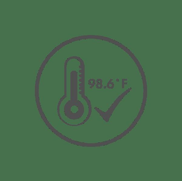 temperature check icon